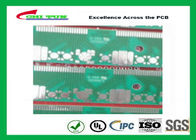 Chine La LED allume la carte électronique à simple face de carte PCB FR4 1.6MM Fournisseurs